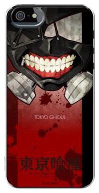 東京喰種トーキョーグール 金木マスク iPhone5s/5カバー