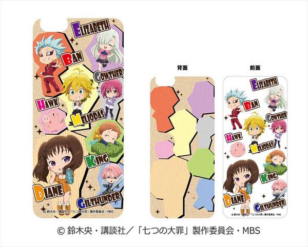 七つの大罪 iPhone6用カバー 01 集合