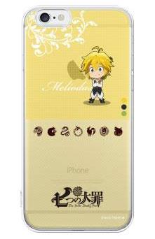 七つの大罪 メリオダス iPhone6カバー