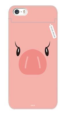 七つの大罪 iPhone5/5sスマホケース ホーク ミラー